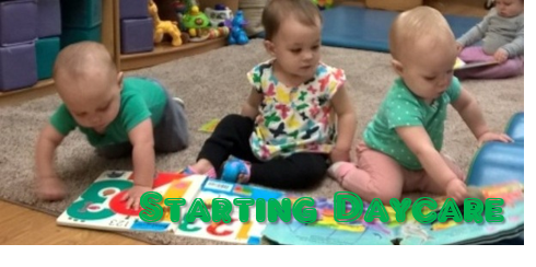 starting daycare