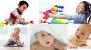 Infant & Toddler Child Care @ Pooh Bear's Daycare