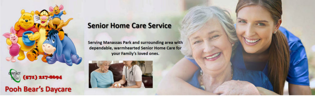 Pooh Bear's Daycare & Senior Home Care Service