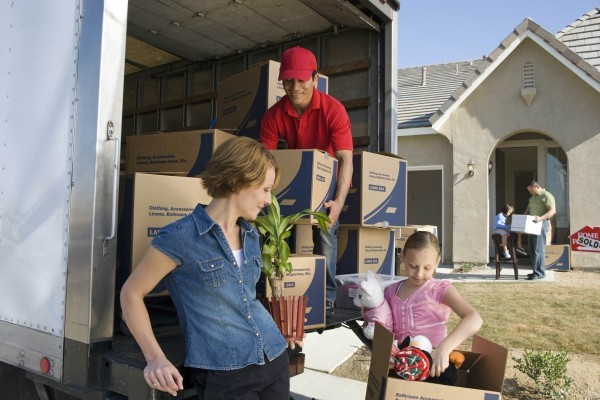 Tips to Help Kids on Moving
