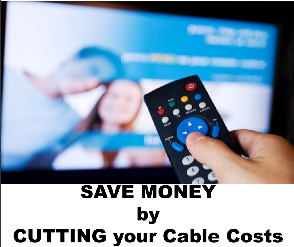 Cutting the Cable Bill