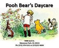 pooh bears daycare